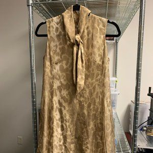 1990s Jacques Fath mini dress
